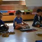 Mardi, 14h25 à 15h15 : Initiation à la musique en maternelle