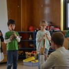 Mardi, 15h25 à 16h15 : Flûte à bec en 1re année